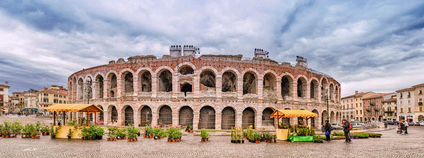 4個至今仍在使用的羅馬競技場 – Traveladvertiser