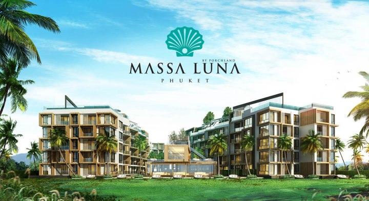 Condo Phuket คอนโด ภูเก็ต Luxury MASSA LUN