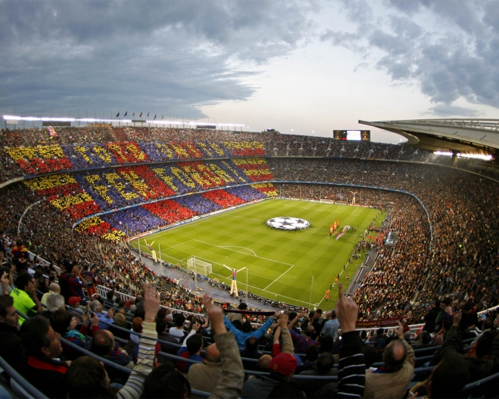 The Camp Nou