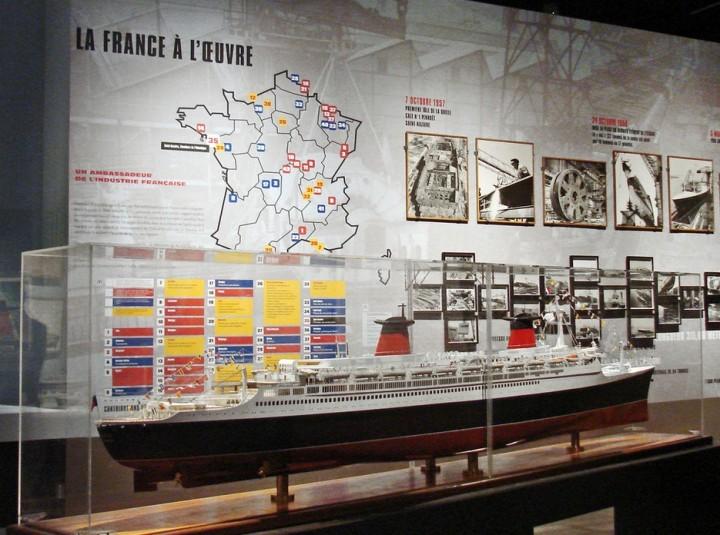 The Musée de la Marine