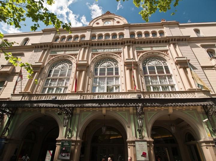 The Teatre del Liceu