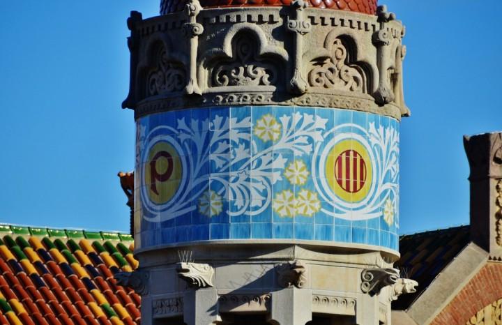the Hospital de Sant Pau1