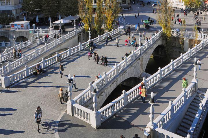 triple-bridge-ljubljana-slovenia