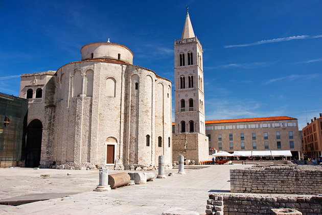 croatia-zadar-romanesque-church