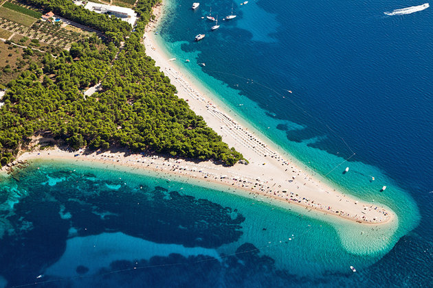 croatia-zlatni-rat-beach