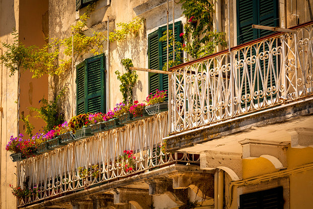 greece-corfu-old-town-facades-and-flowers